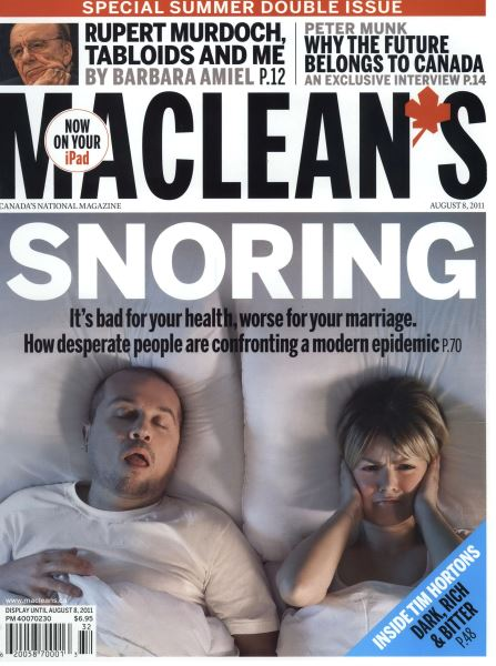 Issue: - AUGUST 1 & 8, 2011 | Maclean's
