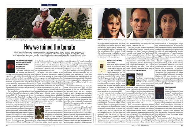 Article Preview: How we ruined the tomato, August 2011 | Maclean's