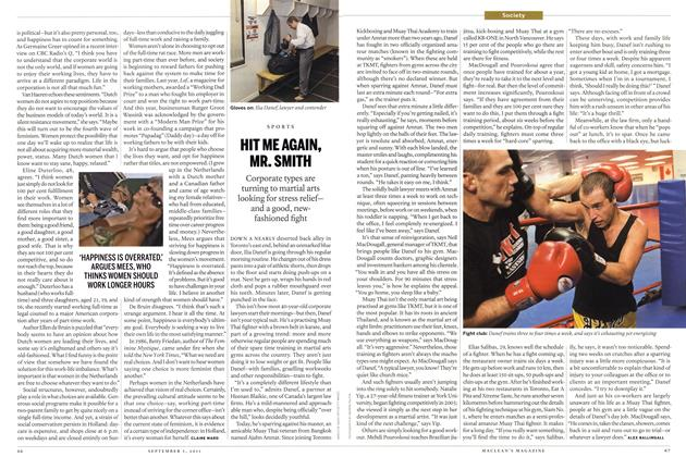 Article Preview: HIT ME AGAIN, MR. SMITH, August 29th 2011 | Maclean's