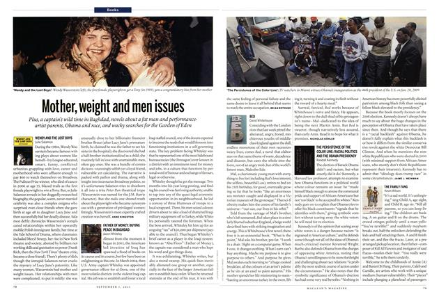 Article Preview: Mother, weight and men issues, September 2011 | Maclean's