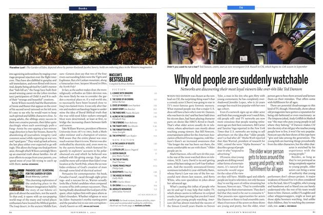 Article Preview: Why old people are suddenly watchable, August 29th 2011 | Maclean's