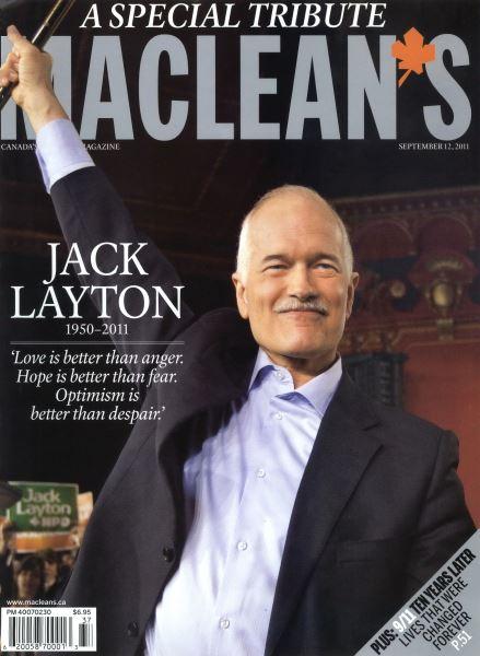 Issue: - September 2011 | Maclean's