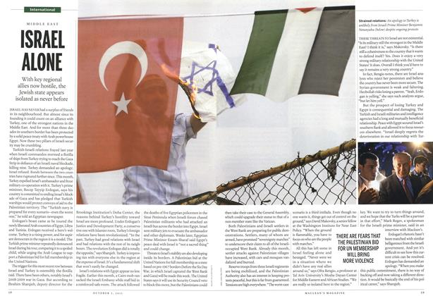 Article Preview: International, October 3rd 2011 | Maclean's