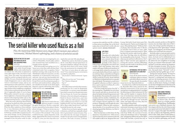 Article Preview: Books, October 2011 | Maclean's