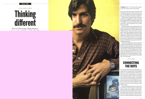 Article Preview: Thinking different, October 24th 2011 | Maclean's