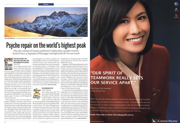 Article Preview: CATHAY PACIFIC, October 24th 2011 | Maclean's