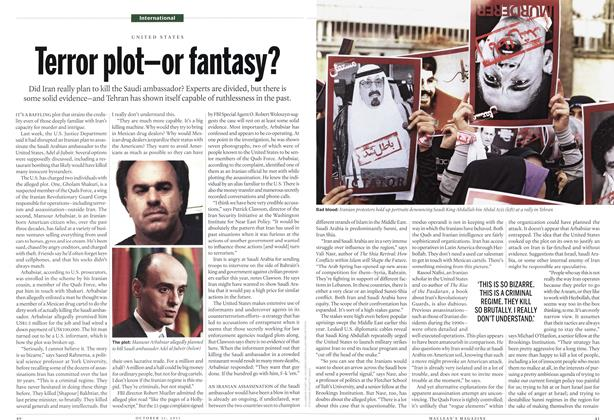 Article Preview: International, October 31st 2011 | Maclean's