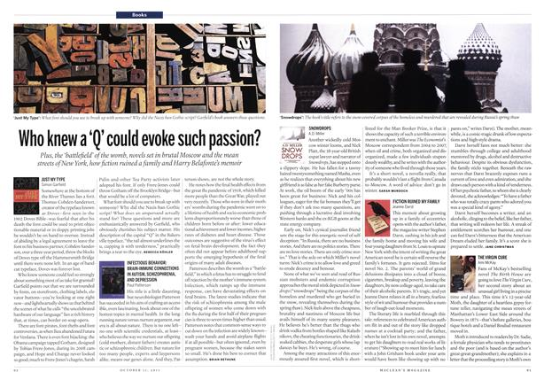 Article Preview: Books, October 31st 2011 | Maclean's