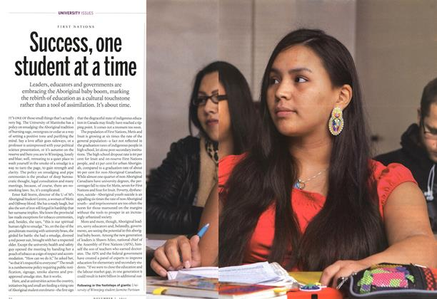 Article Preview: UNIVERSITY ISSUES, November 7th 2011 | Maclean's