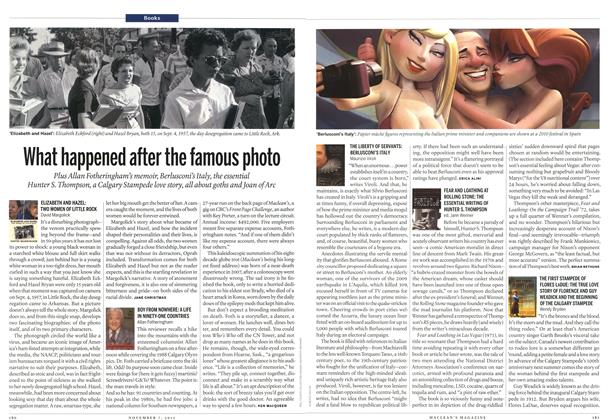 Article Preview: What happened after the famous photo, November 7th 2011 | Maclean's