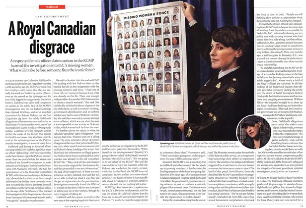 Article Preview: National, November 2011 | Maclean's
