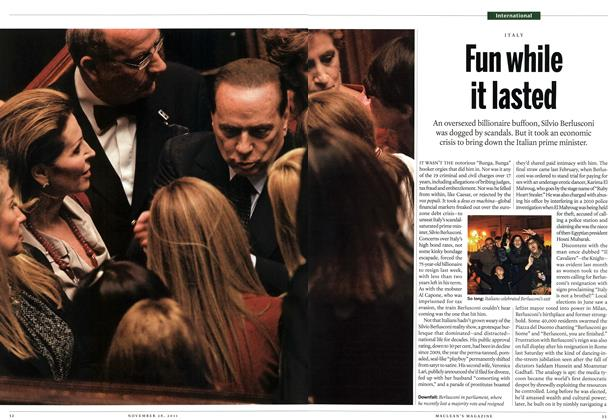 Article Preview: International, November 28th 2011 | Maclean's