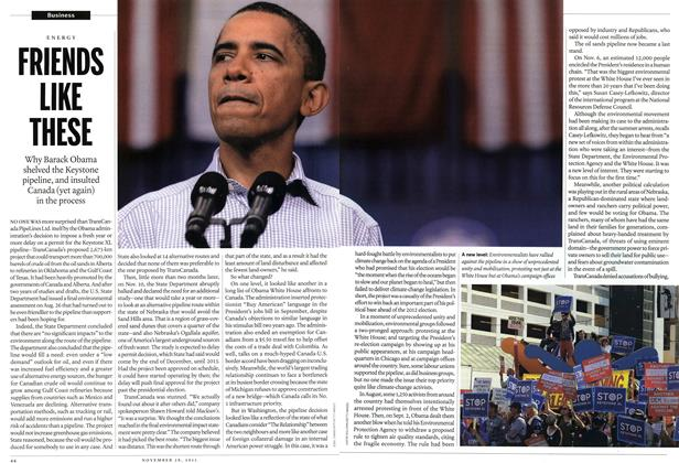 Article Preview: Business, November 28th 2011 | Maclean's