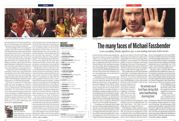 Article Preview: The many faces of Michael Fassbender, December 5th 2011 | Maclean's