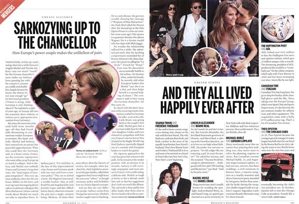 Article Preview: AND THEY ALL LIVED HAPPILY EVER AFTER, December 2011 | Maclean's