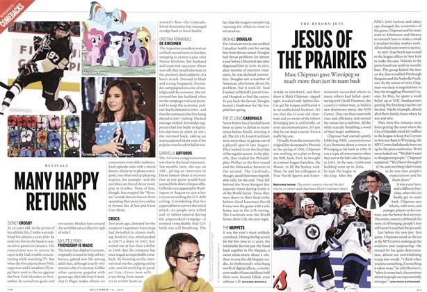 Article Preview: JESUS OF THE PRAIRIES, December 12th 2011 | Maclean's