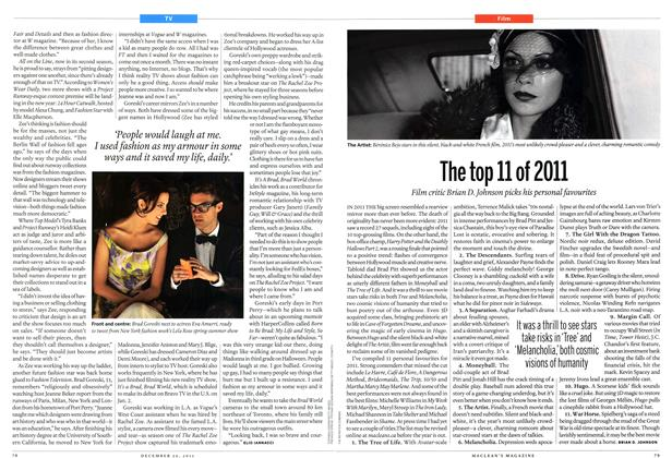Article Preview: The top 11 of 2011, December 26th 2011 | Maclean's