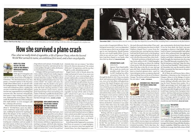 Article Preview: HOW CARROTS WON THE TROJAN WAR: CURIOUS BUT TRUE STORIES OF COMMON VEGETABLES Rebecca Rupp, December 26th 2011 | Maclean's