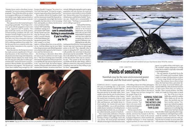 Article Preview: Points of sensitivity, January 2012 | Maclean's