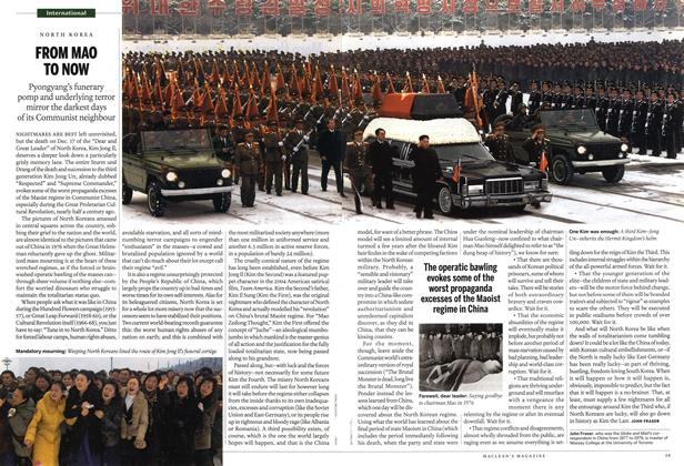 Article Preview: FROM MAO TO NOW, January 2012 | Maclean's