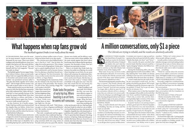 Article Preview: What happens when rap fans grow old, January 2012 | Maclean's