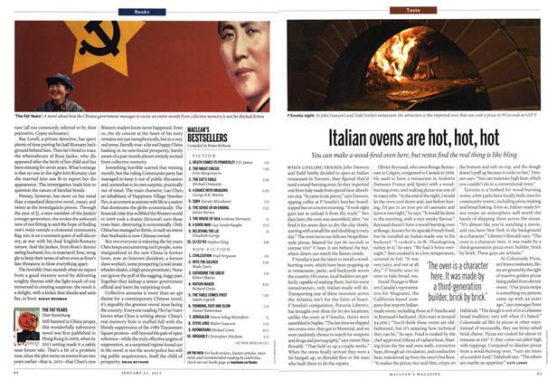 Article Preview: MACLEAN'S BESTSELLERS, January 2012   Maclean's