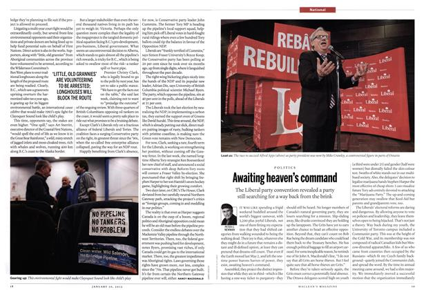 Article Preview: Awaiting heaven's command, January 2012 | Maclean's