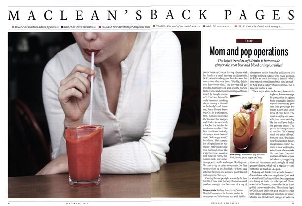 Article Preview: Mom and pop operations, January 2012 | Maclean's