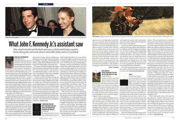 Article Preview: What John F. Kennedy Jr.'s assistant saw, February 2012 | Maclean's