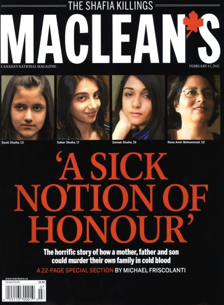 Issue: - February 2012 | Maclean's