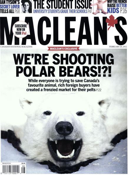 Issue: - February 2012 | Maclean's