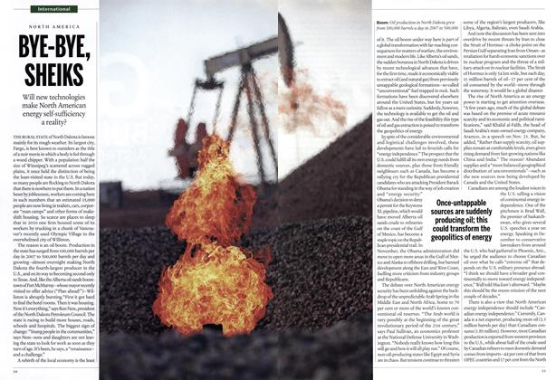 Article Preview: BYE-BYE, SHEIKS, February 2012 | Maclean's