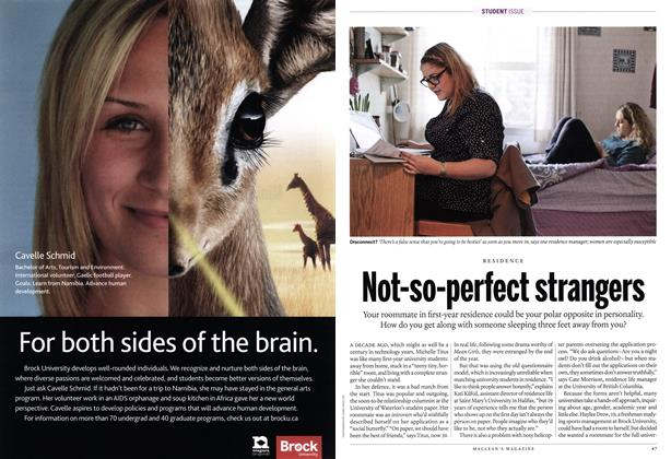 Article Preview: Not-so-perfect strangers, February 2012 | Maclean's