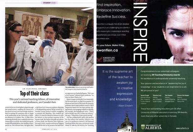 Article Preview: Top of their class, February 2012 | Maclean's