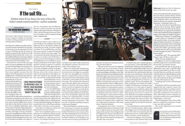 Article Preview: If the suit fits..., February 2012 | Maclean's