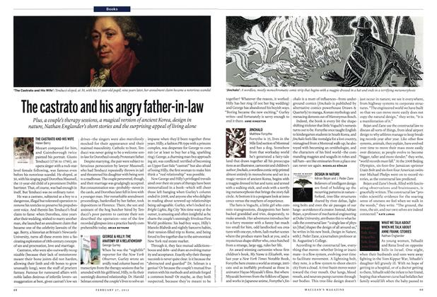 Article Preview: The castrato and his angry father-in-law, February 2012 | Maclean's