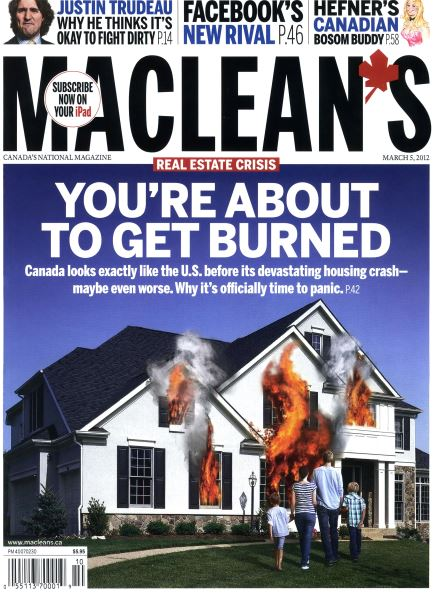 Issue: - March 2012 | Maclean's