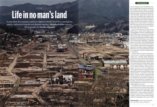 Article Preview: Life in no man's land, March 2012 | Maclean's