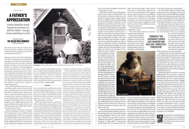 Article Preview: A FATHER'S APPRECIATION, March 2012 | Maclean's