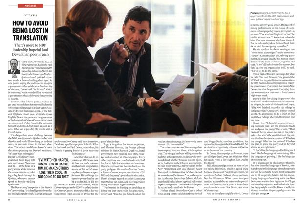 Article Preview: HOW TO AVOID BEING LOST IN TRANSLATION, March 2012 | Maclean's