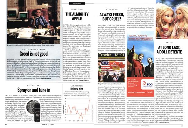 Article Preview: Advertisement, March 2012 | Maclean's