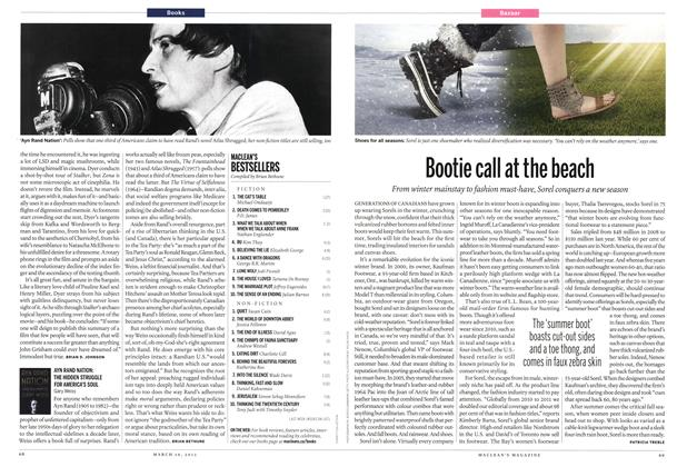 Article Preview: AYN RAND NATION: THE HIDDEN STRUGGLE FOR AMERICA'S SOUL, March 2012 | Maclean's