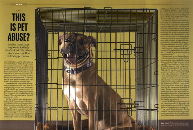 Article Preview: THIS IS PET ABUSE?, March 2012 | Maclean's