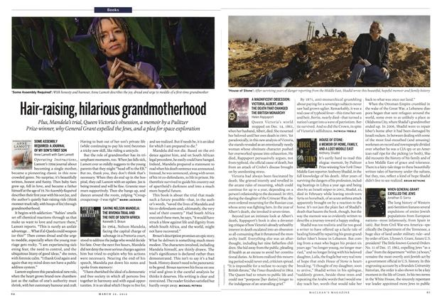 Article Preview: Hair-raising, hilarious grandmotherhood, March 2012 | Maclean's