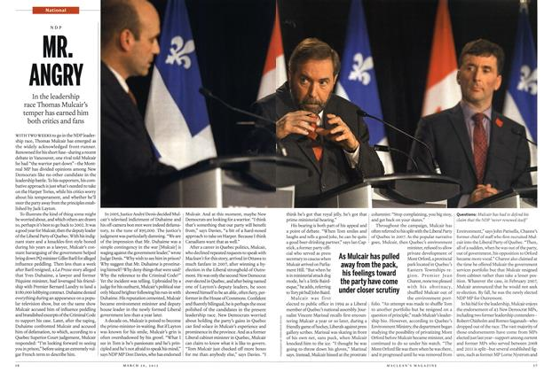 Article Preview: MR. ANGRY, March 2012 | Maclean's
