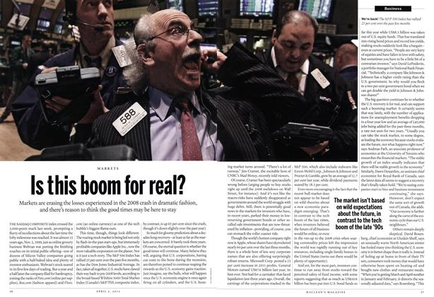 Article Preview: Is this boom for real?, April 2012 | Maclean's