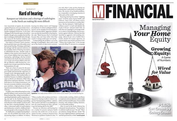 Article Preview: Hard of hearing, April 2012 | Maclean's