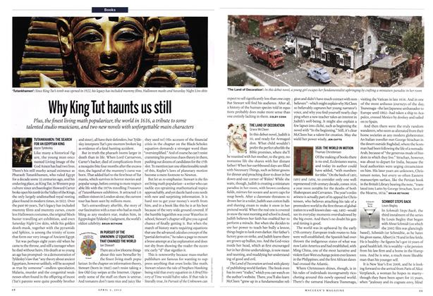 Article Preview: Why King Tut haunts us still, April 2012 | Maclean's