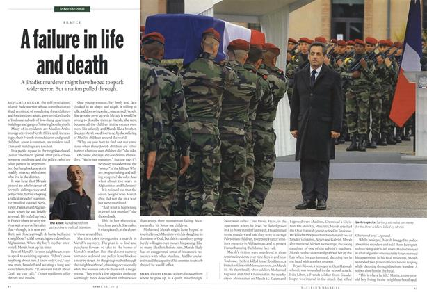 Article Preview: A failure in life and death, April 2012 | Maclean's