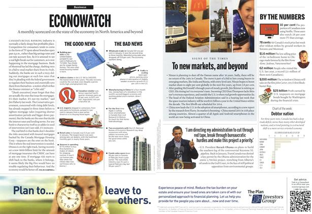 Article Preview: ECONOWATCH, April 2012 | Maclean's